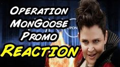 Hey guys! Since #OnceUponATime or should I say #HeroesandVillains Season 4 is ending this week. We thought it would be a good idea to do a reaction video to the #OperationMongoose Promo Hope you like it! #OUAT #4x21 4x22 Reaction #SnowWhite #PrinceCharming #Disney #ABC @onceabc #Oncers #Charmings #CaptainSwan #Hook #EmmaSwan #CaptainHook #OutlawQueen #ReginaMills #RobinHood #EvilQueen #OUAT4x21 #OUAT4x22 #OperationMongoosePart1 #OperationMongoosePart2 #DarkSnow @onceabc #Snow #White #Emma…