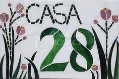 O Blog da Casa de Mosaico » número de mosaico