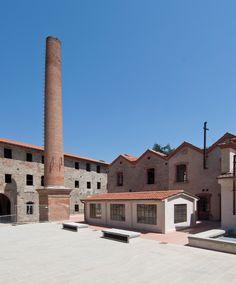 l'ex Lanificio di Stia oggi Museo dell'Arte della Lana #lanificiodistia #archeologiaindustriale #industrialheritage