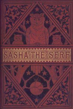 book cover: sasha the serf