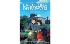 La collina dei papaveri by Goro Miyazaki Art Studio Ghibli, Studio Ghibli Movies, Love Film, Love Movie, Vintage Anime, Grave Of The Fireflies, Non Plus Ultra, Castle In The Sky, My Neighbor Totoro
