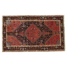 Check out this item at One Kings Lane! Persian Rug, 5' x 8'10""