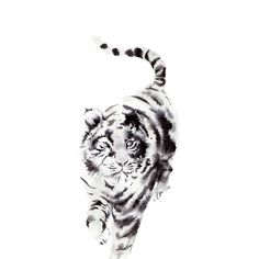 Take a look at these beautiful illustrations created by the artist Christa Soriano. Take That, Colour, Illustrations, Artist, Animals, Beautiful, Style, Animales, Animaux