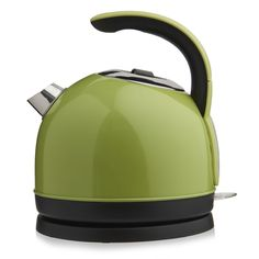 Green Dome kettle w/ open handle Green Dome, Kettle, Handle, Stainless Steel, Muse, Kitchen, Tea Pot, Cooking, Kitchens