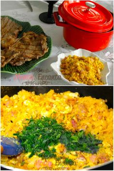 Farofa de Milho Temperada , receita de familia fácil de fazer, rápida úmida e deliciosa!