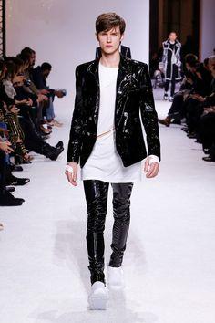 Balmain | Menswear - Autumn 2018 | Look 64
