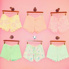Lilly Shorts http://blog.lillypulitzer.com/2013/07/22/short-story/