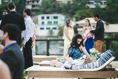 Gabriela e João - Fotografia de casamento - Wedding photography - Casamento de dia - Daytime wedding - Amor - Love - Noiva - Bride - Rio de Janeiro - Brasil - Brazil - Raoni Aguiar Fotografia - Decoração - Amarelo - Joatinga 165