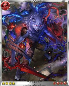 Vampire Lykos: All are enemies before me! all will know ruin by my hand! Victory will be mine and mine alone! I feel as a god among men! Fantasy Dragon, Fantasy Warrior, Dragon Art, Weird Creatures, Fantasy Creatures, Mythical Creatures, Furry Wolf, Furry Art, Dark Fantasy Art