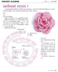 Watch The Video Splendid Crochet a Puff Flower Ideas. Wonderful Crochet a Puff Flower Ideas. Crochet Diy, Crochet Motifs, Crochet Diagram, Crochet Chart, Irish Crochet, Crochet Doilies, Crochet Stitches, Crochet Puff Flower, Crochet Flower Tutorial