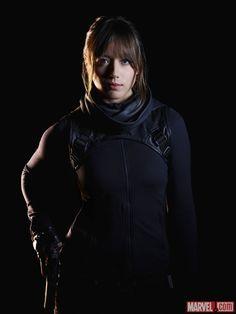 Chloe Bennet stars as Agent Skye in Marvel's Agents of S.H.I.E.L.D.