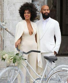 Le mariage blanc de Solange Knowles !