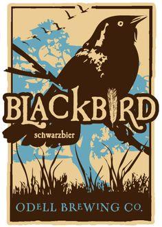 Odell Brewing Brews Twitter-Powered Blackbird Schwarzbier