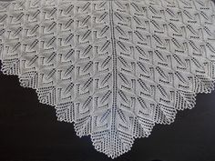 Ravelry: Project Gallery for Enzian pattern by Sue Berg