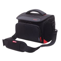 USD $67.55 - For  600D 700D 1300D 5D3 80D portable large capacity SLR camera bag, Waterproof bag E00152 Electronic Shop, Slr Camera, Consumer Electronics, Bags, Products, Handbags, Bag, Gadget, Totes