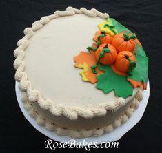Fall Desserts Round-