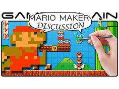 ▶ Mario Maker Discussion - Thoughts & Impressions (Wii U) - YouTube