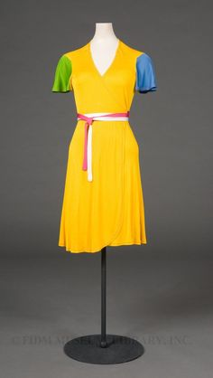 Stephen Burrows 1970s Fashions-A Celebration of Color