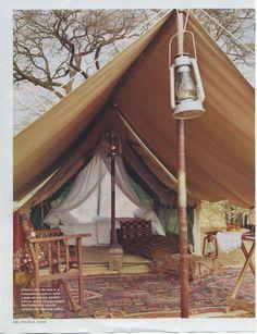 NICOLE CAMMORATA | scarletandsterling: Vintage safari