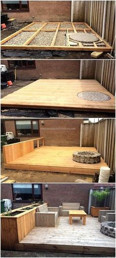 20+ DIY Wood Project Design Ideas For Garden