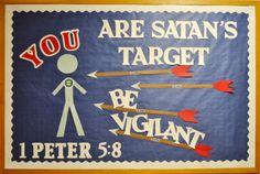 Satan's Target Bulletin Board and More!