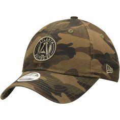 a400d26ce3c Women s Atlanta United FC New Era Camo Core Classic Tonal 9TWENTY  Adjustable Hat