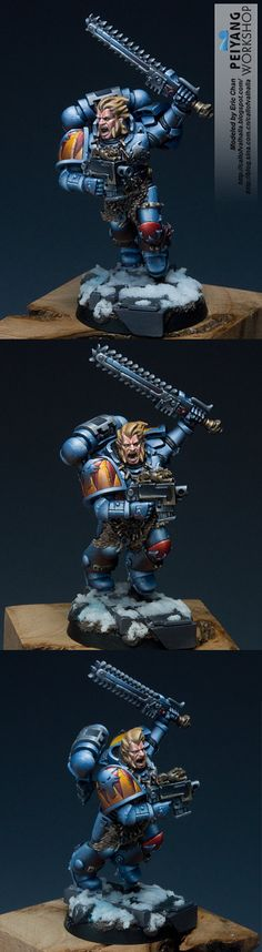 space wolves' blood claw 2