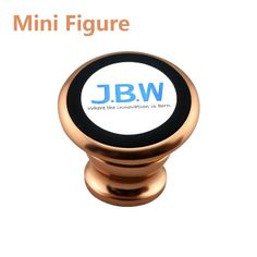 Car Mount, J.B.W. Premium Magnetic Cell Phone Holder Cell Phone Car Mount Smartphone Holder 360 Degree Rotatable Cradle Mount Kit - Rose Gold, 2016 Amazon Hot New Releases Accessories & Supplies  #Electronics