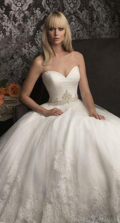 Allure Bridals Dress 9014 | Terry Costa Dallas