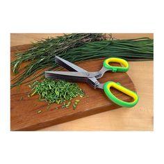5-Blade Herb Shearing Kitchen Scissors at 50% Savings off Retail!