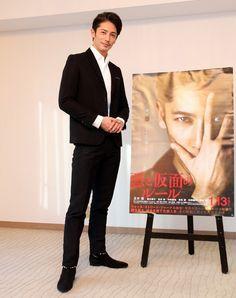 俳優の玉木宏さんが主演する映画「悪と仮面のルール」(中村哲平監督)がこのほど公開された。芥川賞作家・中村文則さんの小説が原作。悪になるためにつくられ、愛する女...
