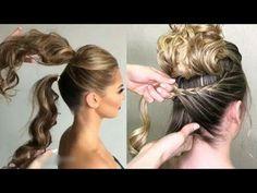 Peinados con Corona Trenza Corona Crown Braid - Belleza sin Limites - YouTube