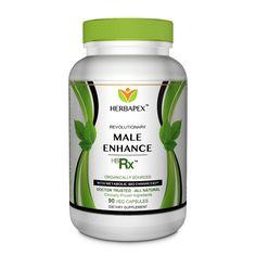 100% Organic #MaleEnhancement #HerbalCapsules