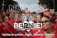 #FeelTheBern #BernieSanders #NeverWithHer #POTUS