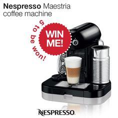 Coffee Machine, Coffee Maker, Open House, Nespresso, Kitchen Appliances, Canning, Home, Master's Degree, Coffee Maker Machine