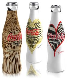 How cool are these designer bottles?!