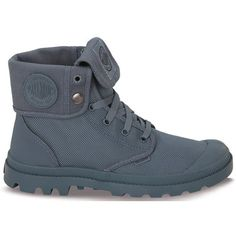 Palladium Men's Ballistic Nylon Baggy Bootie >>> Don't get left behind, see this great product : Mens shoes sneakers Blue Sneakers, High Top Sneakers, Shoes Sneakers, Palladium Boots Women, Nylons, Monochrome, Baggy, Girls Shoes, Sneakers Fashion