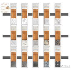 Best Flooring, Plank Flooring, Vinyl Flooring, Kitchen Flooring, Flooring Ideas, Honey Oak Cabinets, Oak Kitchen Cabinets, Honey Oak Trim, Interior Design Tips