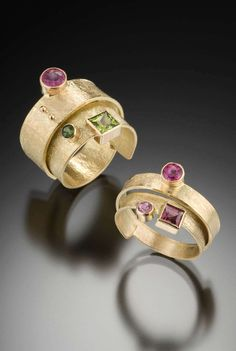 Isabelle Posillico rings
