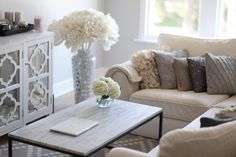 my home diary: my new coffee table