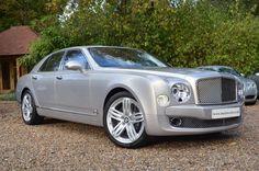 Bentley Mulsanne - The Highway cruiser
