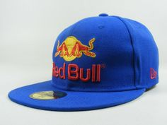 fitted hats | RED BULL Fitted Hat Blue f [LS1909] - $9.90 : Baseball Caps Wholesale ...