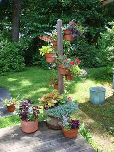 Loving gardens from start to finish. Gathering inspiration (purdy!!)