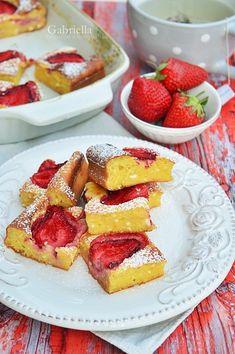 Gabriella kalandjai a konyhában :) Cottage Cheese, Sweet And Salty, Sweet Life, Atkins, Cheesecake Recipes, Cheddar, French Toast, Tart, Strawberry
