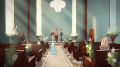 "2D Award Winning Animated Short HD: ""Un Sacré Mariage!"" - by Francis Pap..."