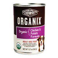 DOG FOOD CAN CHKN PTO ORG -- For more information, visit image link.