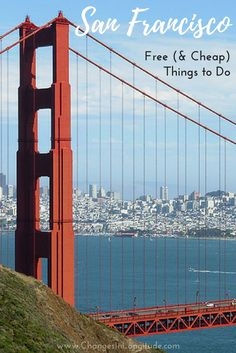 Terrific tips from guest blogger (and San Francisco local) Cassie Kifer|Things to do in San Francisco|Free things to do in San Francisco|Locals guide to San Francisco|Cheap things to do in San Francisco