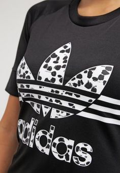 adidas Originals INKED FITTED - T-shirt con stampa - black a € 35,00 (04/04/16) Ordina senza spese di spedizione su Zalando.it