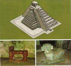 Chichen Itza Maya Temple & Mayan Ruins Chichen Itza Bob lives for Chichen Itza & everything Mayan Follow Bob on Twitter