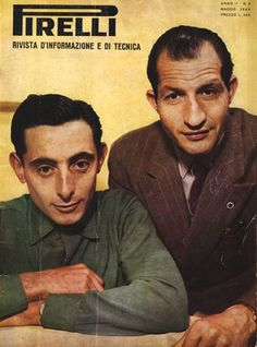 Fausto Coppi and Gino Bartali: two classy Italian champions and rivals, two impeccably-dressed gentlemen, two opposites Velo Vintage, Vintage Italy, Vintage Bicycles, Vintage Ads, Vintage Posters, Cycling Quotes, Cycling Art, Portrait Images, Portraits